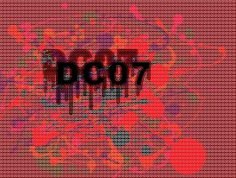 DC07 on the wall by DarkCreations
