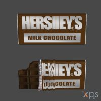 Hershey Bar (Pack) by KoDraCan