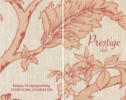 Prestige club - Business Card by livya