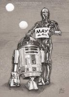 May the 4th by MartinSchlierkamp