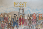 The Hobbit- DoS by ReshiraCat