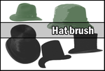 Hat brush by Faeth-design
