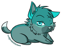 Chibi Pickles ID by BlackFoxEyes