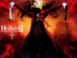 Hellsing Wallpaper by ArielxAx
