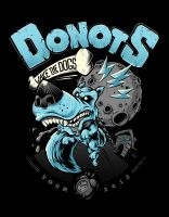 DONOTS - Wake The Dogs by bobmosquito