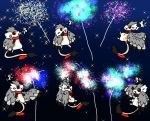 Bagbeans Late Night Fireworks 2 -Carnival- by SonGoku-Monkey