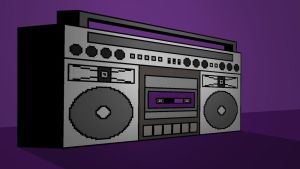 Boombox by MotionRide