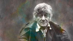 The Third Doctor by Auridesion