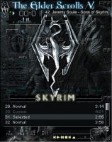 Skyrim amp by shadesmaclean
