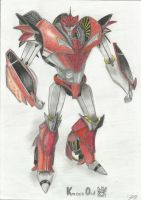 Transformers Prime: Knockout by LadyIronhide