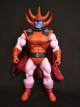 MOTUC Blackstar Overlord by masterenglish