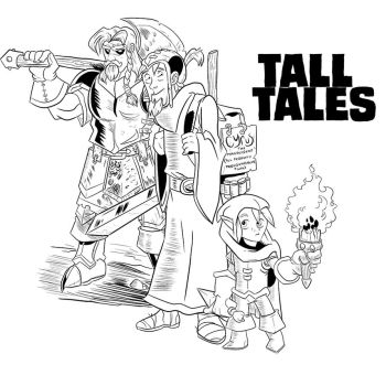 Talltalesinks by AlienMastermind