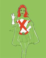 Titanic Eight: Miss Martian by micQuestion