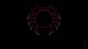 Little Washu Crab Emblem by callmesora