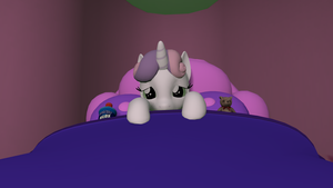Sweetie Belle - Bed Time by EDplus