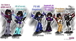 TFAnimated _StarScreamS by BloodyChaser