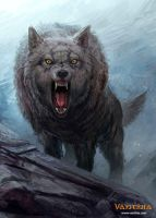 Vanthia - Big Wolf - corrected by karola-j