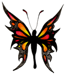 Butterfly by sizzrhandz