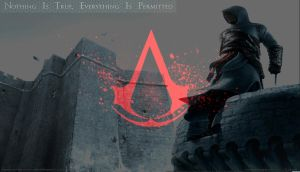 Assassin's Creed Poster by GamerGirl929