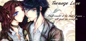 Simple Love, Teenage Love by Tammi-sempai