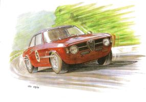 Alfa GTA by Leotrek
