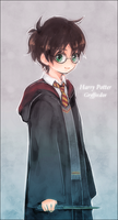 HP: Harry Potter - Gryffindor by bone-kun