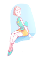 Pearl by lizardwow