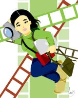 a film-maker by lsyw