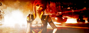 Borderlands ''LILITH'' by MsSimple