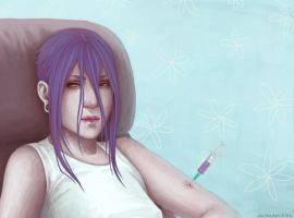 Anesthetic by MashedPickles