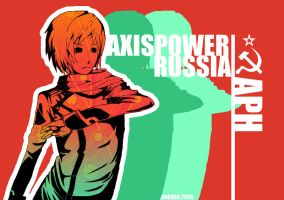 Axis Power: Russia by Mocheh