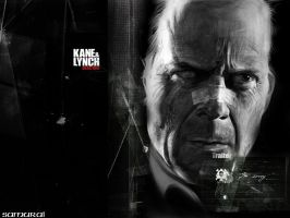 Bruce Willis as Kane by SAMURAi-GR