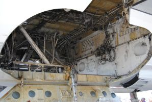 Cargo Hold Close-Up - Lehigh Valley Airshow by agentpalmer