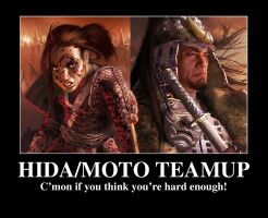 L5r Motivational Poster by UncleJi