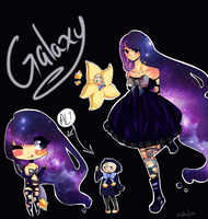 Galaxia Adopt (+Alt outfit +follower) CLOSED by milkie-nommi