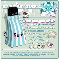 GIVEAWAY TIIIIME by TomodachiIsland