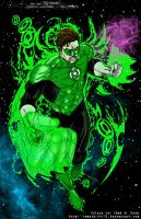 green lantern by joeprado (Colored) by CMKook-24601