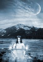 Lady of the Lake by liquitine