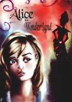 alice in wonderland by toxiksskulls