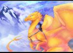Pern: High Reaches Patrol by frisket17