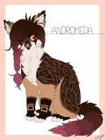 Andromeda reference by peabutts