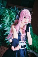 Vocaloid-Luka by kyoko30623