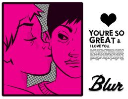 You're So Great - Blur by nixxy