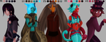 Color Palette Challenge 6 by RobotsWithCookies