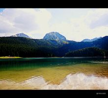 The Black Lake by Tharwaithiel