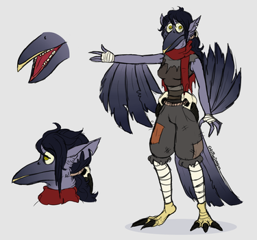 custom monster for Jaysyon by CoksTheDragon