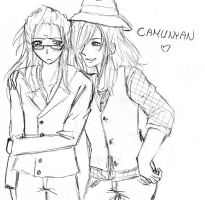 CAMUNYAN........WIP by ManamiTheBest