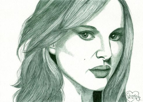 Natalie Portman by Cindy-R