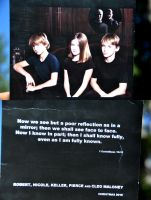 The creepiest christmas card photo ever. by mightystag