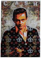 Johnny Cash by rawclips